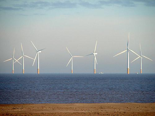 Scotland xây trang trại điện gió lớn nhất thế giới