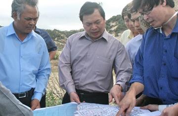 Ban hành chính sách di dân Dự án điện hạt nhân NinhThuận