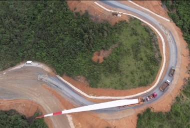 Các DA điện gió ở Quảng Bình, Quảng Trị và việc 'cần làm ngay' về hạ tầng giao thông