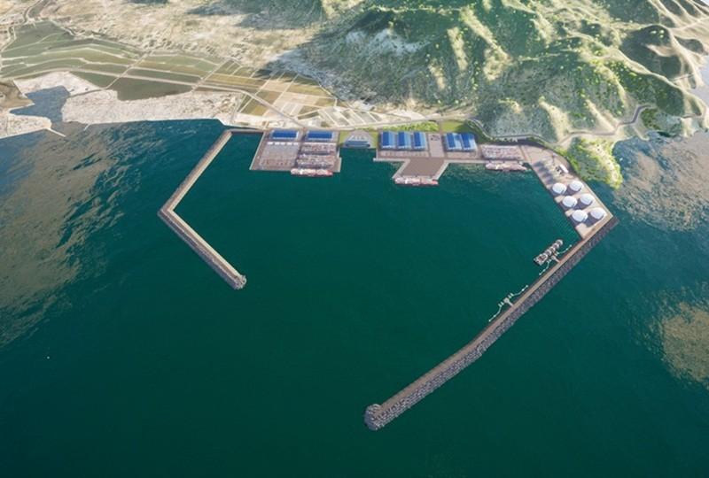 Điều chỉnh tiến độ dự án Trung tâm Điện lực LNG Cà Ná (giai đoạn 1)