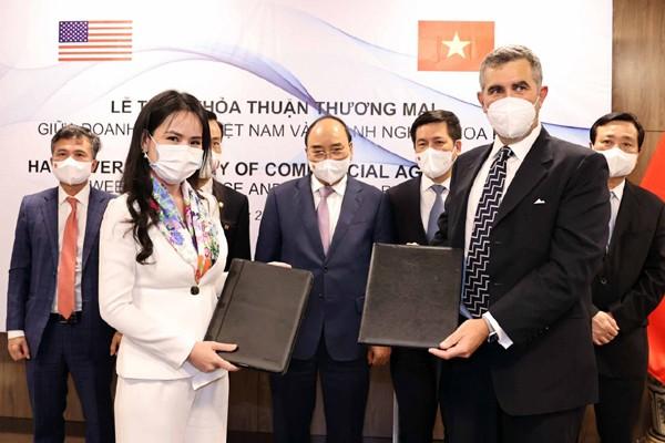 T&T và đối tác Hoa Kỳ hợp tác phát triển điện gió, mặt trời tại Việt Nam