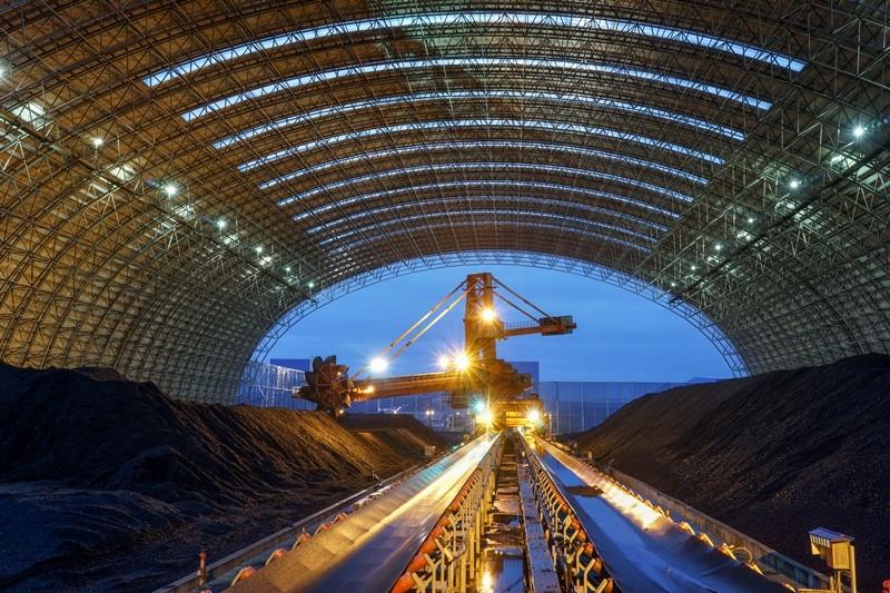 Kinh nghiệm trộn than nhiên liệu cho các nhà máy nhiệt điện