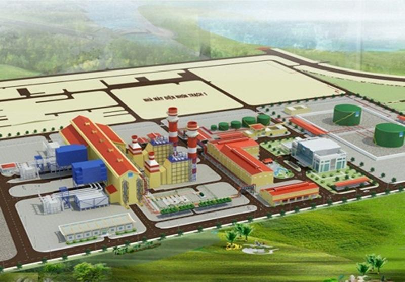 Tiến độ chuẩn bị đầu tư dự án điện khí LNG Nhơn Trạch 3 và 4