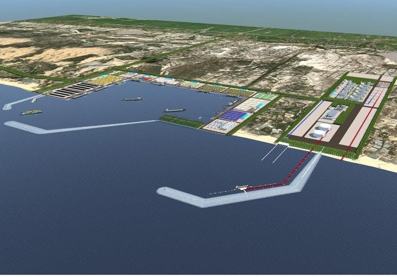Khởi động dự án Trung tâm Điện khí LNG Hải Lăng (giai đoạn 1)