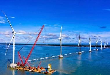 Công nhận COD các dự án điện gió theo đúng hợp đồng mua bán điện đã ký