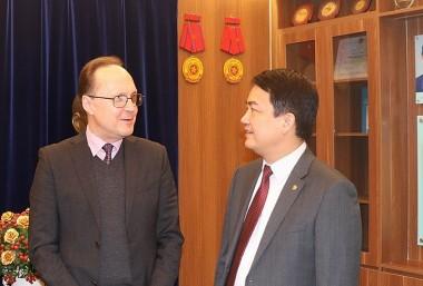 Việt Nam và Liên bang Nga sẽ trao đổi về chương trình hạt nhân quốc gia