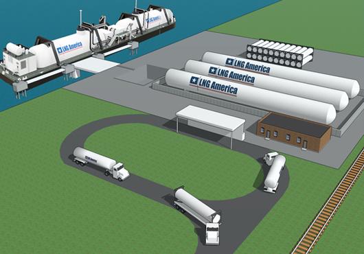 Hyosung đề nghị xây kho chứa LPG tại Việt Nam