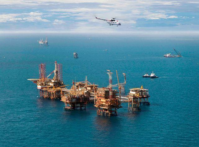 Sản lượng khai thác dầu quy đổi của PVN vượt kế hoạch