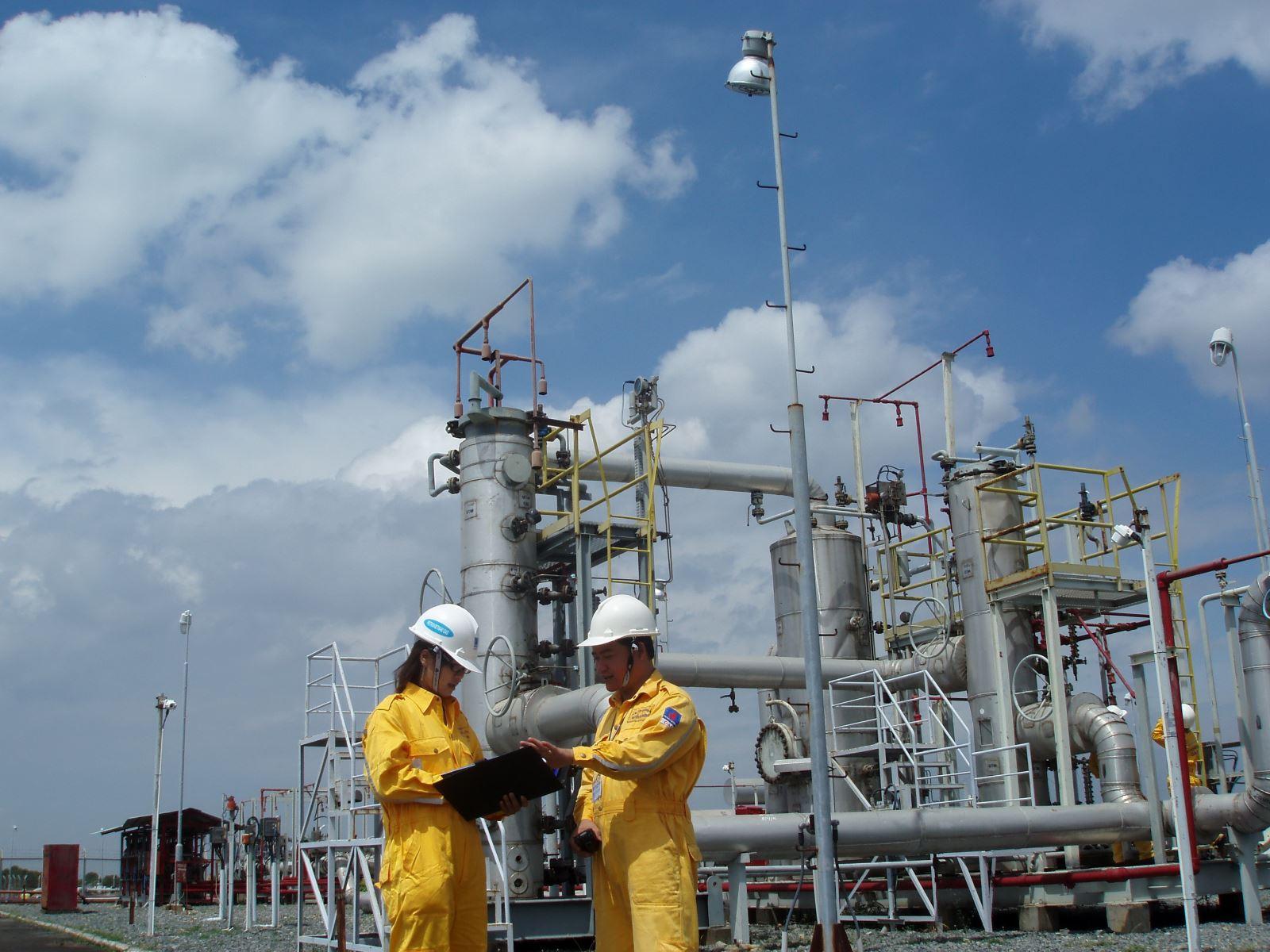 """GDC PM: """"Trái tim"""" của hệ thống khí Đông Nam bộ"""