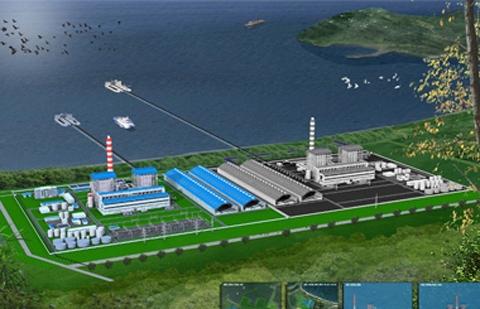 """Nhiệt điện Vân Phong 1 sau hơn 10 năm """"chuẩn bị đầu tư"""""""