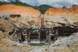 Nhiều dự án thủy điện vừa và nhỏ ở Kon Tum chậm tiến độ