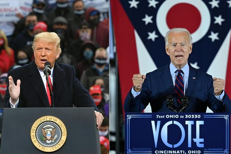 Than đá và bầu cử Tổng thống Hoa Kỳ