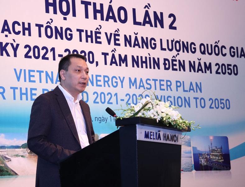 Kết luận nhiều nội dung quan trọng trong Quy hoạch tổng thể năng lượng quốc gia