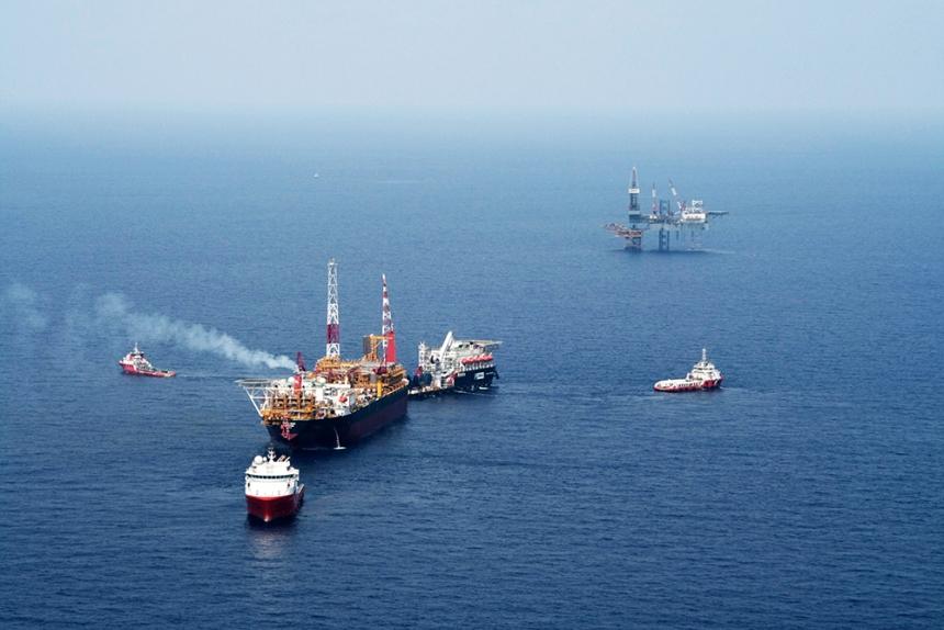 Mỏ Đại Hùng cán đích năm 2017 với 425.000 tấn dầu
