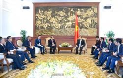 Thủ tướng đề nghị sớm mở rộng Dự án lọc hóa dầu Nghi Sơn