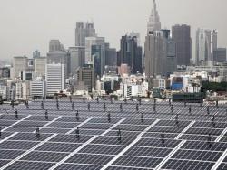 Bùng nổ ngành công nghiệp năng lượng mặt trời ở Nhật Bản